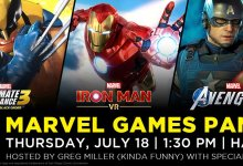 Photo of Marvel Games: Neues zu Marvel's Avengers, Iron Man VR und Marvel Ultimate Alliance 3 auf der SDCC 2019