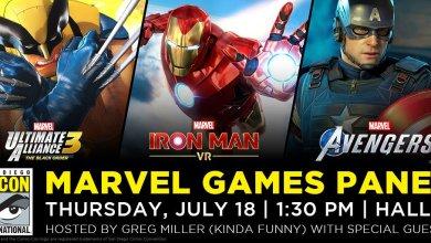 Photo of Marvel Games: Neues zu Marvel's Avengers, Iron Man VR und Marvel Ultimate Alliance 3 auf der SDCC 2019