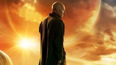 Bild von Ab heute bei Amazon Prime Video : Star Trek: Picard
