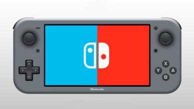 Photo of Bericht: Nintendo Switch Mini mit 1080p-Display