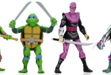 Photo of SDCC2019: TMNT: Turtles in Time Action Figuren angekündigt