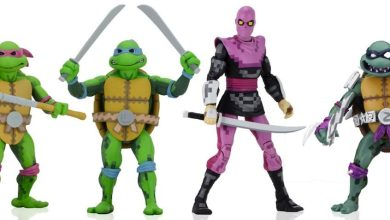 Photo of SDCC2019: TMNT: Turtles in Time Action Figuren angekündigt