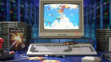 Photo of Review: Reshoot R (Amiga)