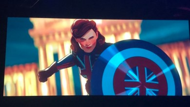 "Photo of D23: Neues Footage zu ""What If…?"" zeigt Peggy Carter als Captain Britain"