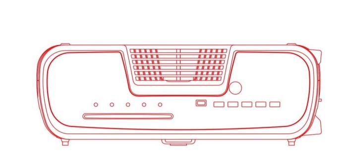 PS5 Patent Design 3