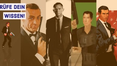 Photo of SHOCK2.Trivia – James Bond