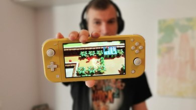 "Photo of Jetzt ""fast Live!"" – SHOCK2 Podcast-Special: Nintendo Switch Lite & The Legend of Zelda: Link's Awakening"