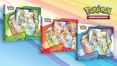 Photo of Pokémon TCG: Sets zu Schwert & Schild angekündigt