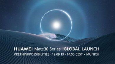 Photo of Heute ab 14 Uhr: Hier die Enthüllung der neuen Huawei Mate 30 Serie & mehr live verfolgen