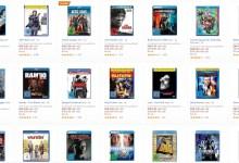 Photo of Amazon-Tipp: 5 Blu-Rays für 30 EUR! (Partnerlink)