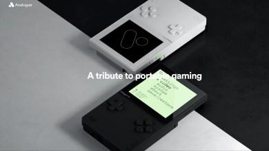 """Photo of Retro-Experte Analogue stellt tragbaren Multi-Video-Handheld """"Pocket"""" vor"""
