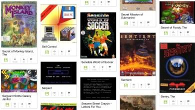 Photo of Internet: Archive.org bietet über 2500 neue MS-DOS-Spiele im Browser an