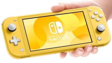 Photo of Nintendo Switch Lite: Kommt schon bald eine Revision der Konsole?