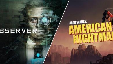 Photo of Alan Wake's American Nightmare und >observer_: Jetzt kostenlos im Epic Games Store erhältlich