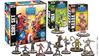 Photo of Brettspiel Marvel Crisis Protocol erscheint am 15.11.2019