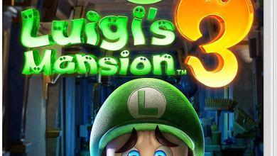 Photo of Amazon-Tipp:Nintendo Luigi's Mansion 3 für nur 47,99 Euro! (Partnerlink)