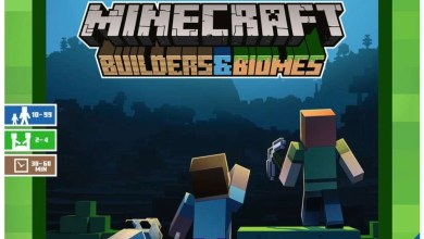 Photo of Brettspiel Minecraft Builders & Biomes erscheint im Oktober