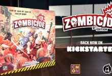 Photo of Kickstarter zu Zombicide 2. Edition nun live
