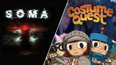 Photo of Costume Quest und SOMA jetzt kostenlos im Epic Games Store erhältlich