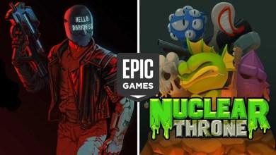Photo of Nuclear Throne und Ruiner jetzt kostenlos im Epic Games Store erhältlich