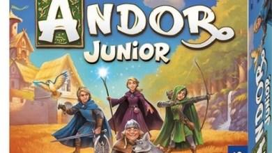 Bild von Brettspiel Andor Junior von Kosmos angekündigt