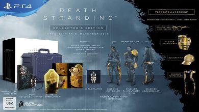 Photo of Nochmals verfügbar! Death Stranding – Collectors Edition (Amazon Partnerlink)