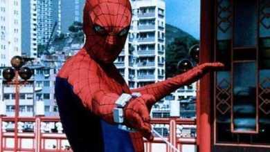 Photo of Der japanische Mecha-Spider-Man spielt in Spider-Verse 2 mit