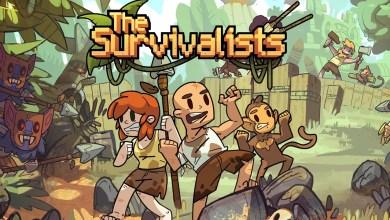 Bild von The Survivalistsangekündigt