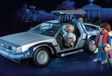 """Photo of Playmobil: Die ersten Sets zu """"Zurück in die Zukunft"""" sind wieder vorbestellbar + Trailer"""