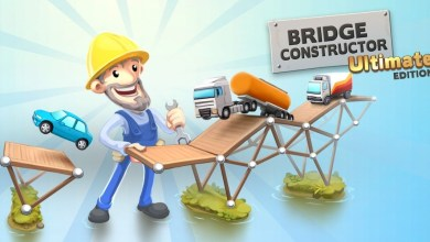 Bild von Review: Bridge Constructor: Ultimate Edition