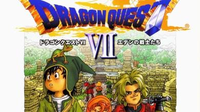 Bild von Spiele, die ich vermisse #167: Dragon Quest VII