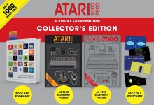 Photo of Atari 2600/ 7800: a visual compendium von Bitmap Books vorbestellbar