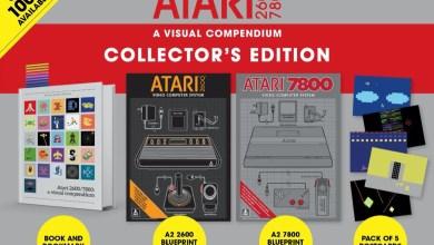 Photo of Atari 2600/ 7800: a visual compendium von Bitmap Books vorbestellbar