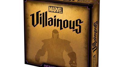 Photo of Marvel Bösewichte für Brettspiel Villainous angekündigt