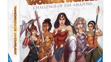 Photo of Brettspiel zu Wonder Woman erscheint am 1. März