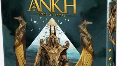 Photo of Teaser zu Kickstarter Ankh: Gods of Egypt