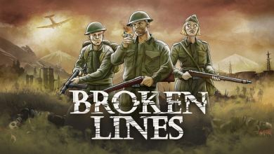 Photo of Review: Broken Lines