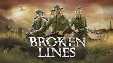 Photo of Review: Broken Lines