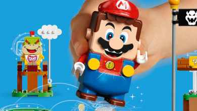 Photo of Lego Super Mario: Komplette Produktreihe enthüllt