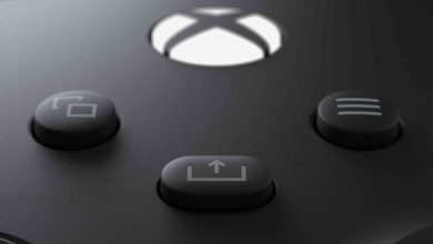 Bild von Xbox Series X/S: Microsoft präsentiert den Share-Button des neuen Controllers
