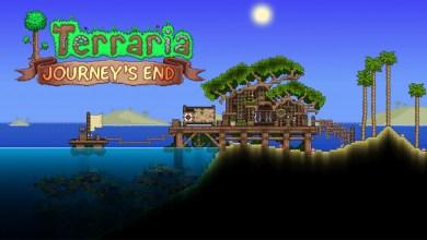 Photo of Terraria Journey's End hat ein Releasedatum