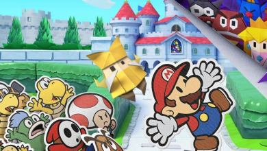 Photo of Paper Mario: The Origami King für Nintendo Switch angekündigt