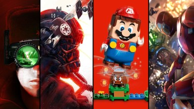 Photo of SHOCK2 Podcast 201 – Lego Super Mario – Star Wars: Squadrons – Avengers