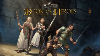 Photo of Review: Das Schwarze Auge: Book of Heroes