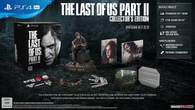 Bild von Noch einmal verfügbar: The Last of Us Part II – Collector's Edition (Amazon Partnerlink)