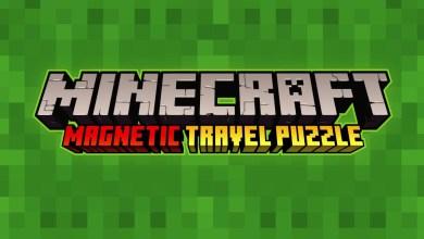 Bild von Review: Minecraft – magnetisches Reise-Knobelspiel