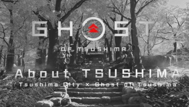 Bild von Nagasakis Tourismus-Website kooperiert mit Ghost of Tsushima
