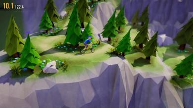 Photo of Gewinnspiel: Wir verlosen 20 Euro Nintendo eShop Guthaben mit Lonely Mountains: Downhill