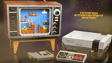 Photo of LEGO Nintendo Entertainment System (NES) Unboxing-Video