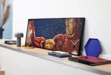 Photo of Lego Art: Neue Reihe baubarer Pop-Art-Poster mit Iron Man und Darth Vader angekündigt